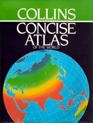9780004474892: Collins Concise Atlas of the World