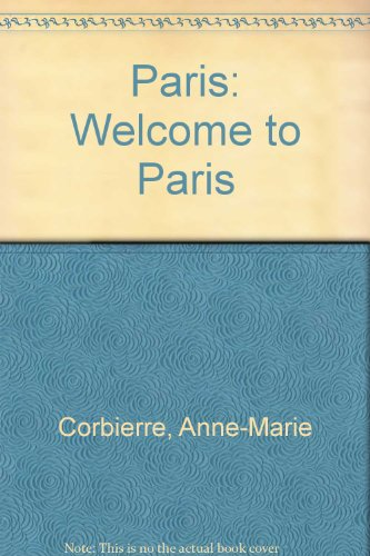 9780004475530: Paris: Welcome to Paris