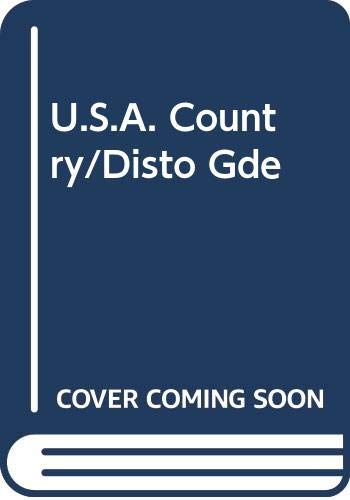 9780004478166: U.S.A. Country/disto Gde