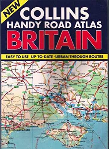 9780004479187: Collins Handy Road Atlas Britain