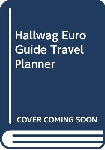 9780004479323: Hallwag Euro Guide Travel Planner