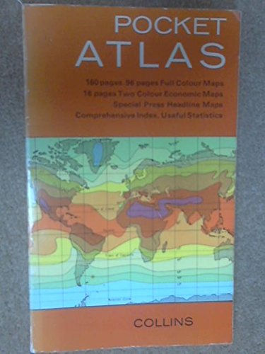 9780004480367: Collins Pocket World Atlas