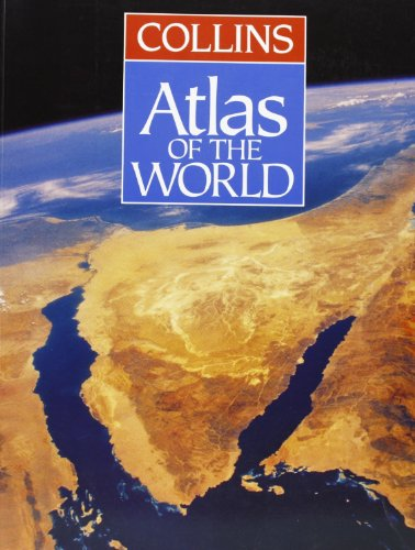 9780004480381: Collins Atlas of the World