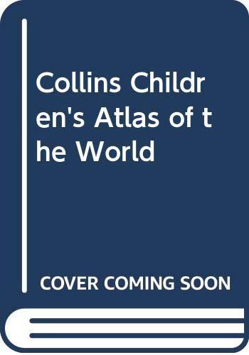 9780004481319: Collins Children's Atlas of the World