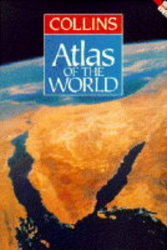 9780004482279: Collins Atlas of the World