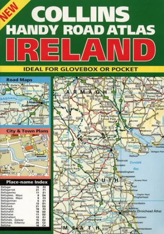 9780004482590: Collins Handy Road Atlas Ireland