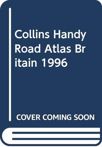 9780004482712: Collins Handy Road Atlas Britain 1996