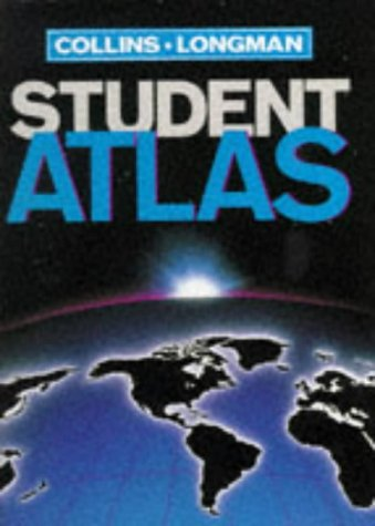 9780004483658: Collins-Longman Student Atlas