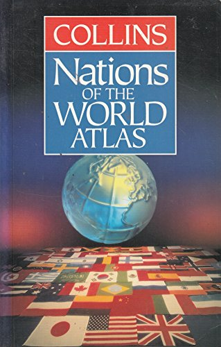 9780004483672: Collins Nations of the World Atlas