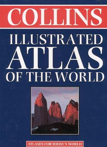 9780004483726: Collins Illustrated Atlas of the World