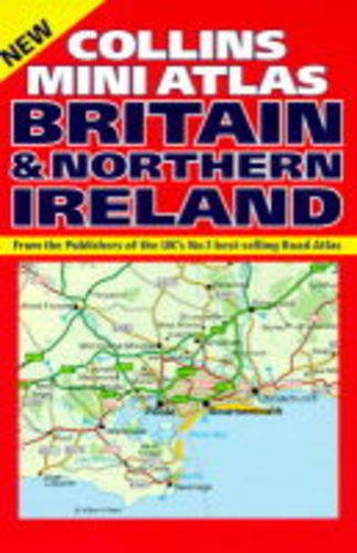 9780004483801: Collins Mini Atlas of Britain and Northern Ireland