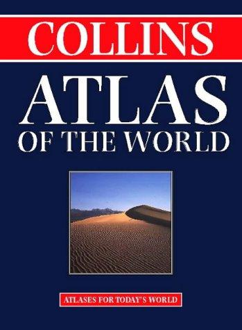 9780004485621: Collins Atlas of The World (World Atlas)