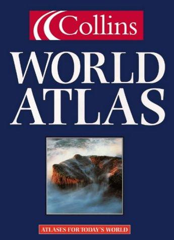 9780004485928: Collins World Atlas