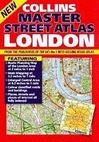 9780004485959: Master Street Atlas London