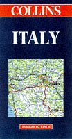 9780004486239: Collins Italy Road Map (European road maps)