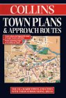 9780004486598: Collins Town Plans and Approach Routes