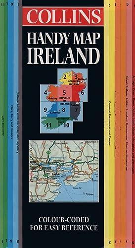9780004486604: Collins Ireland Handy Map