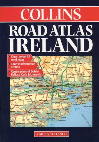 9780004486765: Collins Road Atlas Ireland