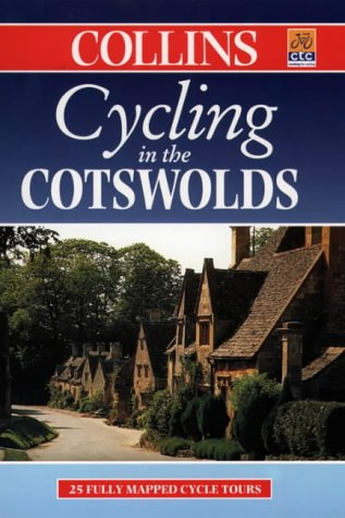 9780004486802: Cycling in the Cotswolds (Cycling Guide Series)