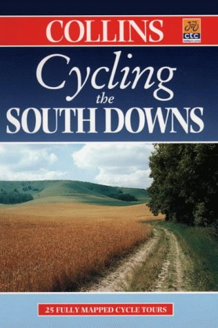 9780004486819: Cycling - The South Downs (Cycling Guide Series)