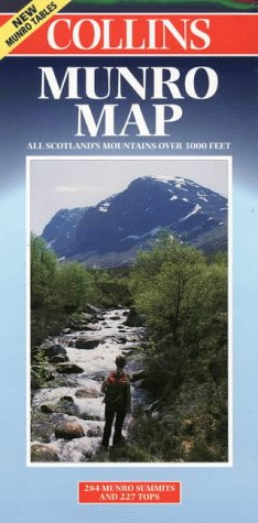 9780004486956: The Munro Map