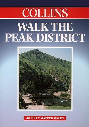 9780004487038: Walk the Peak District (Collins walk guides)