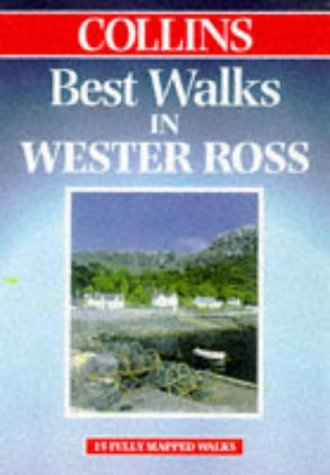 9780004487076: Best Walks in Wester Ross