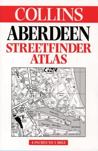 9780004487168: Aberdeen Streetfinder Atlas (Streetfinders)