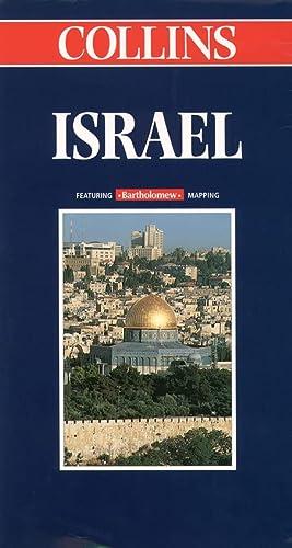 9780004487298: Israel (Bartholomew World Travel Maps)