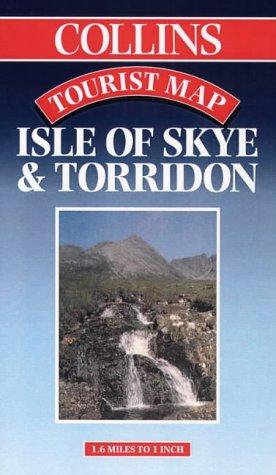 9780004487564: Isle of Skye and Torridon Tourist Map (Tourist Maps)