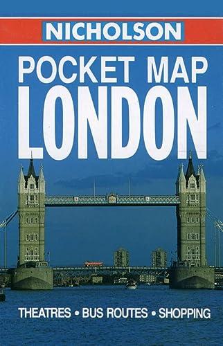9780004487830: Pocket Map of London