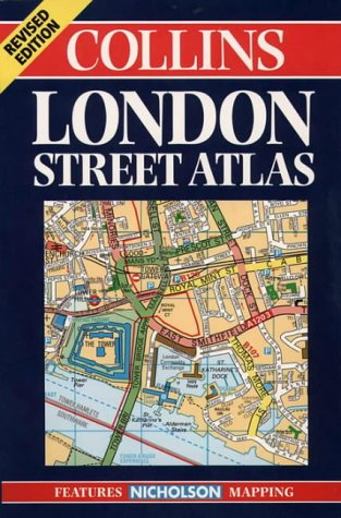 9780004488288: London Street Atlas