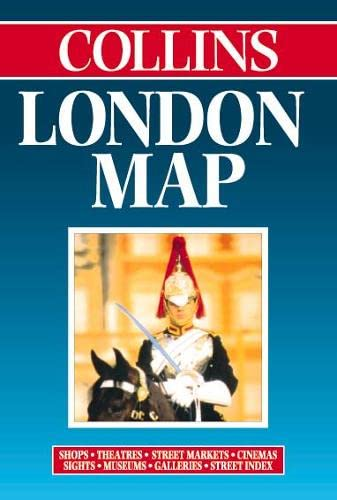 9780004488486: Map of London