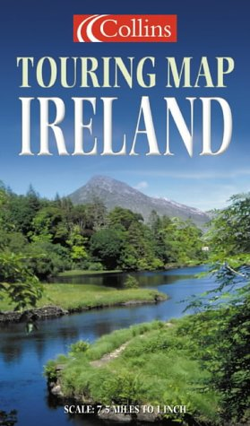 9780004488615: Ireland: Ireland Touring Map (Collins British Isles and Ireland Maps)