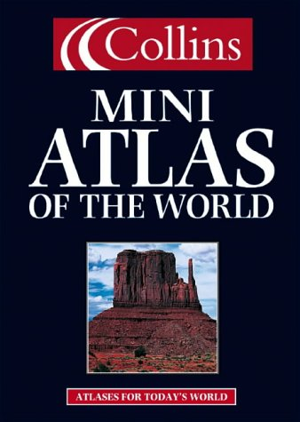 9780004488936: Collins Mini Atlas of the World