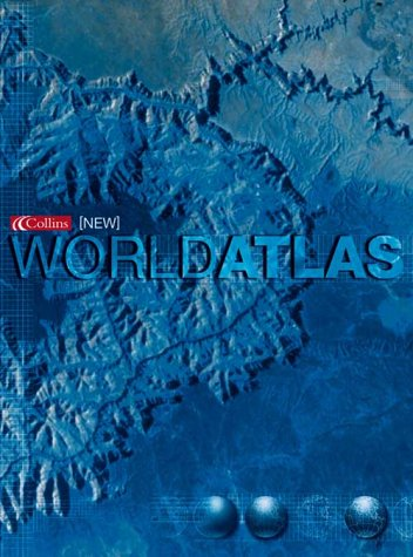 9780004489360: Collins New World Atlas