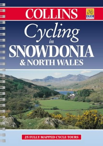 9780004489391: Cycling - Snowdonia and North Wales (Cycling Guide Series)