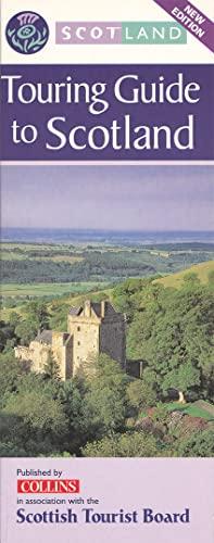 9780004489421: Scotland Touring Guide Collins