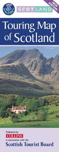 9780004489438: Scotland: Scotland Touring (Collins British Isles and Ireland Maps)