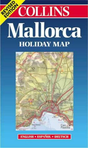 9780004489520: Holiday Map - Mallorca (Collins Holiday Map)