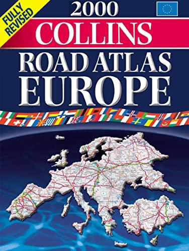 9780004489551: Collins Road Atlas 2000: Europe
