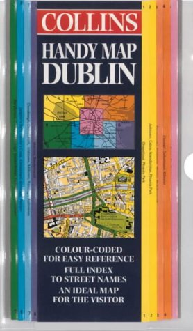 9780004489636: Handy Map Dublin
