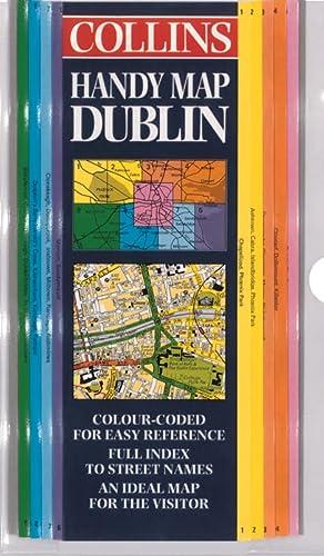 9780004489636: Dublin Handy Map
