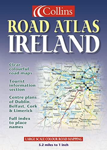 9780004489698: Road Atlas Ireland