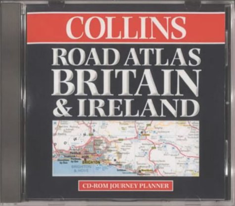 9780004490144: Collins Road Atlas Britain and Ireland on CD-Rom