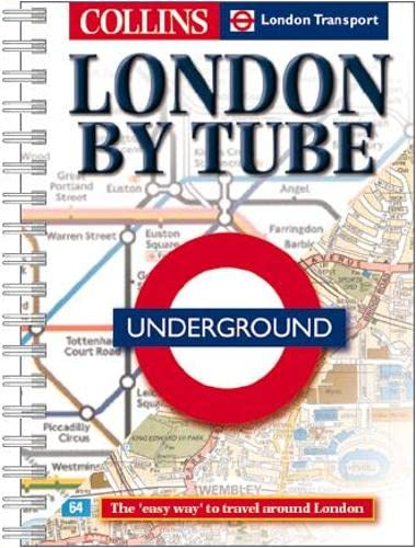 9780004490229: London By Tube (Atlas)