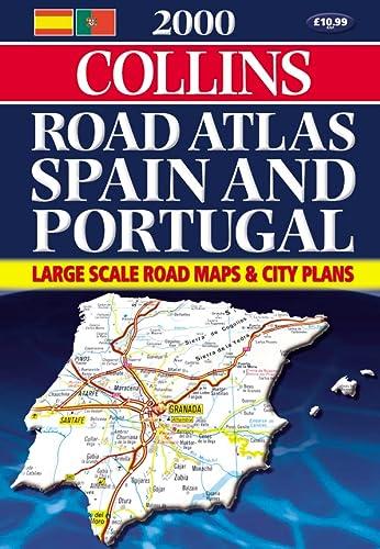9780004490496: Collins Road Atlas: Spain and Portugal (Road Atlas)