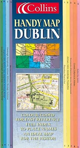 9780004490861: Handy Map Dublin