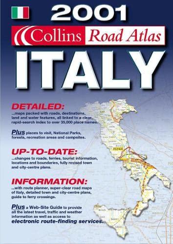 2001 Collins Road Atlas Italy