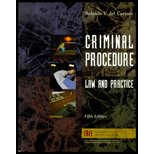 9780004563367: Criminal Procedure : Law and Practice - Textbook Only